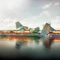 Resultados del Concurso Port of Kinmen Passenger Service Center