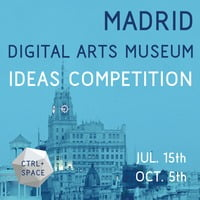 Concurso Madrid Digital Arts Museum