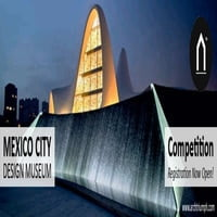 Concurso Contemporary Design Museum