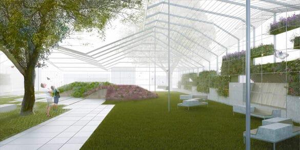 Parque Ganador concurso arquitectura en MIami