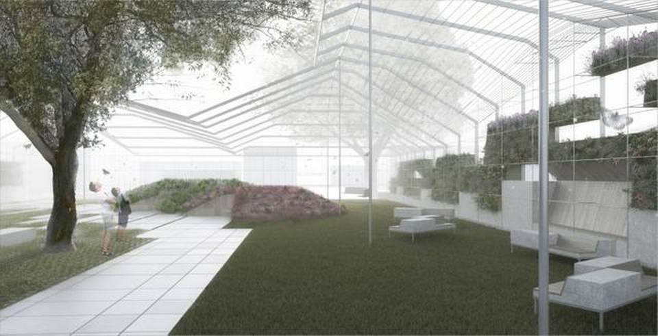 Ganadores de concurso para parque en wynwood miami for Greenhouse architecture design