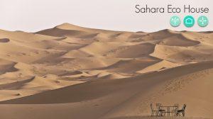 014-IMAGEN-1.jpg Concurso de Arquitectura de Vivienda Climas Extremos Sahara Eco House