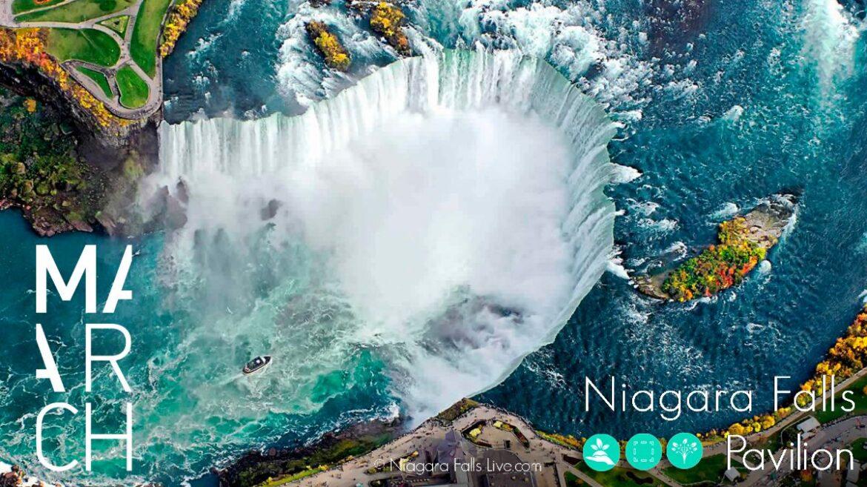 Concurso Internacional de Arquitectura Niagara Falls Pavilion