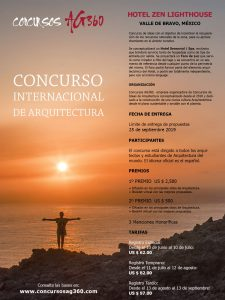 CARTEL-FINAL-HOTEL-ZEN.jpg Concurso de Ideas para un Hotel y un Faro de Luz: Hotel Zen Lighthouse