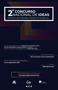 Cartel-impresion-cambio.jpg 2do Concurso Nacional de Ideas: Solución de Vivienda y Parque Intraurbanos