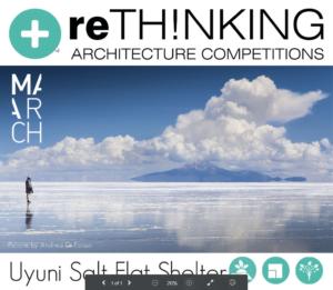 Competencia-de-arquitectura-1.png Concurso Internacional de Arquitectura: Uyuni Salt Flat Shelter
