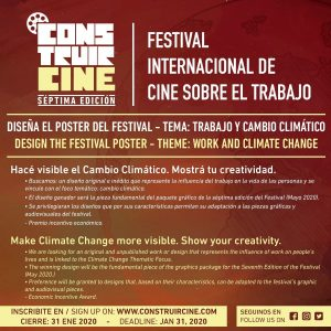 Construir-CINE-POSTER-CONTEST-DESIGN.jpeg Diseña el Poster Oficial de Construir CINE: Cambio Climático