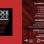 Concurso Europeo para estudiantes de Arquitectura DOCEXDOCE