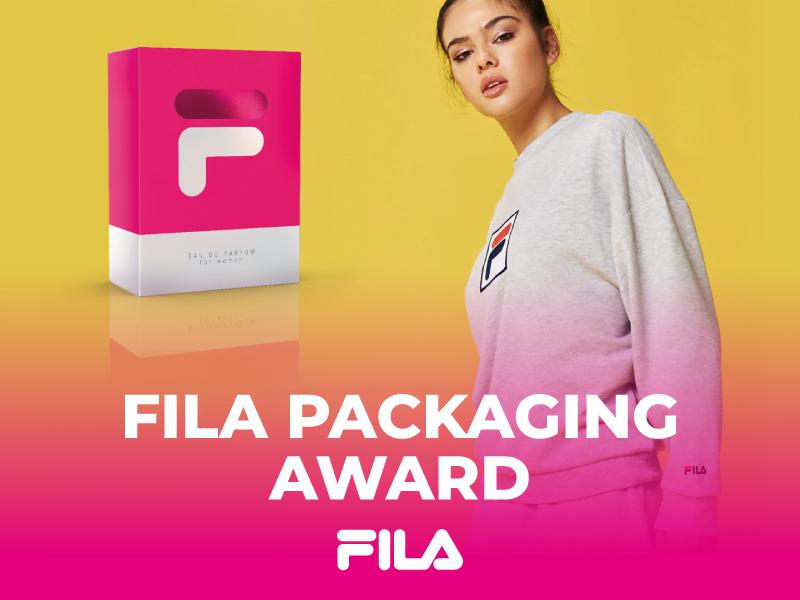 Concurso De Diseño Gráfico Y Empaque Fila Packaging Award
