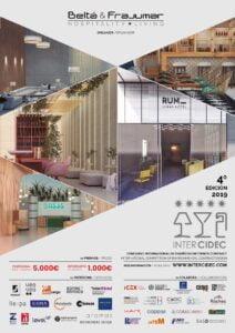 Folleto-InterCIDEC19.jpg Concurso Internacional de Diseño de Entornos Contract InterCIDEC'19