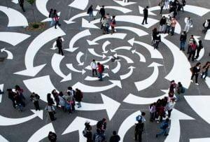 Imagen.jpg Concurso de Diseño de Instalación Efímera en la Plaza de Ourense en Pontevedra, España
