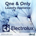 Concurso Diseño de Electrodoméstico One & Only Laundry Appliance