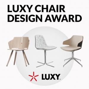 Luxy_CONTEST-1200x1200.png Concurso de Diseño de una Silla Luxy Chair Design Award