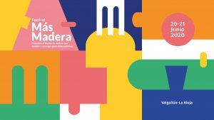 MM_Cartel-H_texto.jpg Festival MásMadera en Valle del Ciloria, La Rioja, España