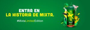 MixtaUnlimitedEdition-1.jpg Competencia de Diseño de una Lata: Co-rea la nueva #MixtaLimitedEdition