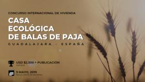 PLATAF.ARQ_.-640X360.png Concurso Internacional de Vivienda: Casa Ecológica de Balas de Paja. España.