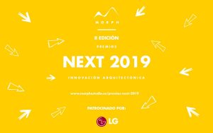 Presentación-Premios-Morph-Next-2019.jpg 2do Concurso de Premios de Innovación Arquitectónica Morph Next