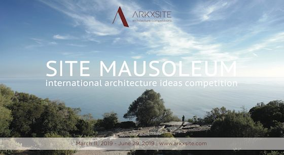 Competencia Internacional de Ideas de Arquitectura: Site Mausoleum