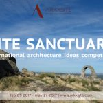 Competencia Internacional de Ideas de Arquitectura Site Sanctuary