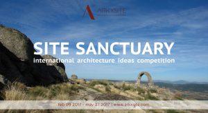 SiteSanctuary.jpg Competencia Internacional de Ideas de Arquitectura Site Sanctuary