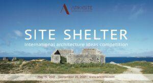 SiteShelter_flyer_web.jpg Concurso Internacional de Ideas de Arquitectura: Site Shelter
