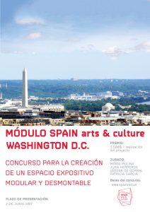 cartel-bueno-blanco-y-rojo.jpg Concurso de Ideas de Arquitectura: Módulo Spain Arts & Culture