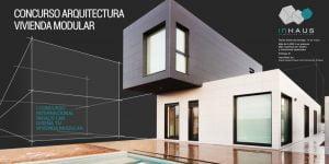 "cartel-concurso-2017.jpg I Concurso Internacional ""inHAUS LAB – Diseña tu casa modular"""