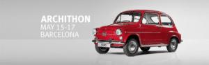 Architon-banner-V00.png Concurso de Diseño del Museo Digital SEAT Archithon en Barcelona, España