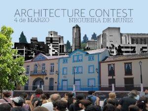 CARTEL.jpg Architecture Contest Negueira de Muñiz, Lugo. España