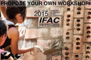IFAC-TUTOR-CONTEST.jpg Concurso para Seleccionar Tutores y sus Talleres para Festival IFAC 1025 en Bergen, Holanda