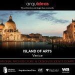 Concurso de Arquitectura Island of Arts (IOA) Venice