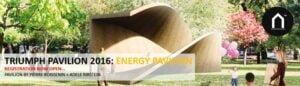 """Image2.jpg Concurso de Diseño del Triumph Pavilion 2016: """"Energy Pavilion"""" en Londres"""