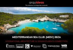 MESC-Flyer.jpg Concurso Arquitectura para Nuevo Espacio de Ocio Mediterranean Sea Club (MESC) Ibiza, España