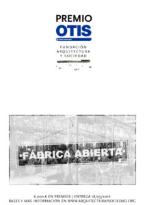 Premio-OTIS.jpg 3er Premio OTIS - FAyS de ARQUITECTURA