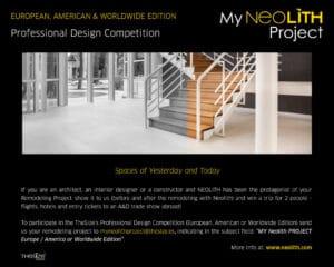 Promo-MY-NEOLITH-PROJECT_RRSS.jpg II Edición de Concursos de Diseño Neolith