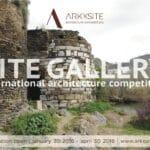 Concurso de Ideas de Arquitectura Site Gallery