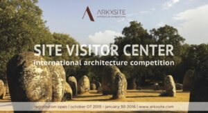 banner_VisitorCenter.jpg Concurso para Diseño de un Centro de Visitantes SITE VISITOR CENTER en Evora, Portugal