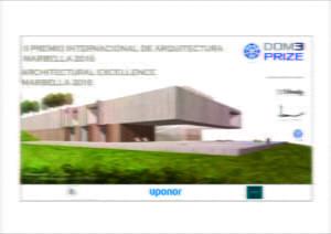 cartel-interior-horizontal-pequeno.jpg II Premio Internacional de Arquitectura DOM3 PRIZE 2016