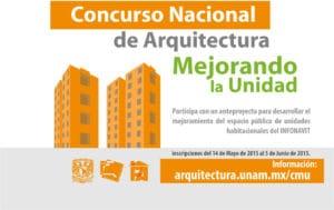 concurso-MU.jpg Concurso Nacional de Arquitectura Mejorando la Unidad, México, D.F